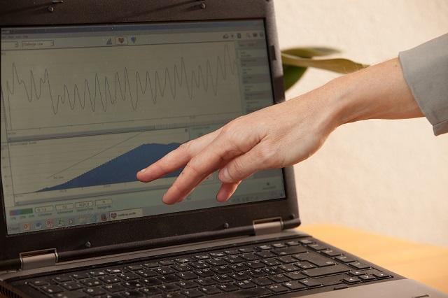 Stressregulation mit HeartMath Biofeedback